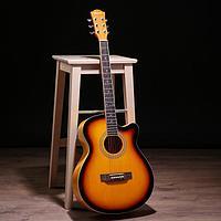 Акустическая гитара Elitaro E4010 BK