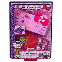 Набор-пенал Hello Kitty «Мини-мир. Фруктовый плаж»