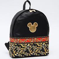 Рюкзак из искусственной кожи, Микки Маус