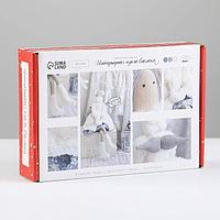Интерьерная кукла 'Снежка', набор для шитья, 18 x 22 x 3.6 см