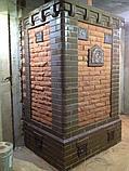Печь для бани Тройка № 06-ГТ (усиленная) для коммерческих бань (20-40м3). Тверь., фото 4