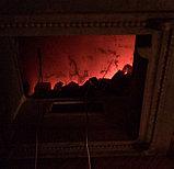 Печь для бани Тройка № 06-ГТ (усиленная) для коммерческих бань (20-40м3). Тверь., фото 8