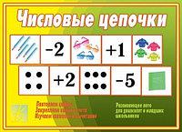 Игр (ВеснаДизайн) Числовые цепочки