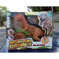 Dinosaur Planet: Интерактивный Динозавр Тираннозавр р/у