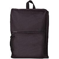 Рюкзак ArtSpace Casual, 39*29,5*10см, 1 отделение, 1 карман, уплотненная спинка, черный