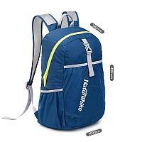 Сверхлегкий туристический рюкзак Naturehike NH15A119-B 22L (570909=navy blue)