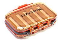 Коробка для мормышек и мелких аксессуаров Namazu тип В, 106х76х34 мм