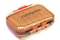 Коробка для мормышек и мелких аксессуаров Namazu тип А, 106х76х34 мм