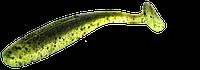 Приманка съедобная ALLVEGA Blade Shad (VD-509=7,5см 2,5г (7шт.) цвет green pumpkin red flake)