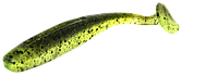 Приманка съедобная ALLVEGA Blade Shad (VD-522=10см 5г (5шт.) цвет chartreuse)