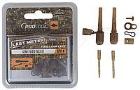 Набор для карпового монтажа Prologic LM Mimicry Semi Fixed Rig Kit 4pcs