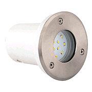 Светильник светодиодный тротуарный утопленный SAFİR 1.2W СИНИЙ IP67 220-240V