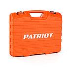Гайковерт ударный аккумуляторный Patriot BR 180UES-1/2, фото 10