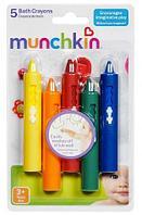 Карандаши для ванны 3г+ (Munchkin, США)