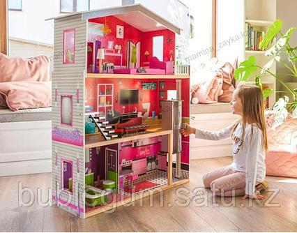 """Кукольный дом с мебелью (115 см) Edufun """"EF4118"""""""