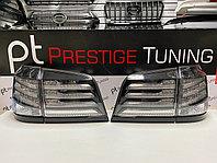 Задние фонари на Lexus LX570 2012-15 дизайн Supercharger