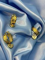 """Комплект из золото """"Tiffany&CO"""""""