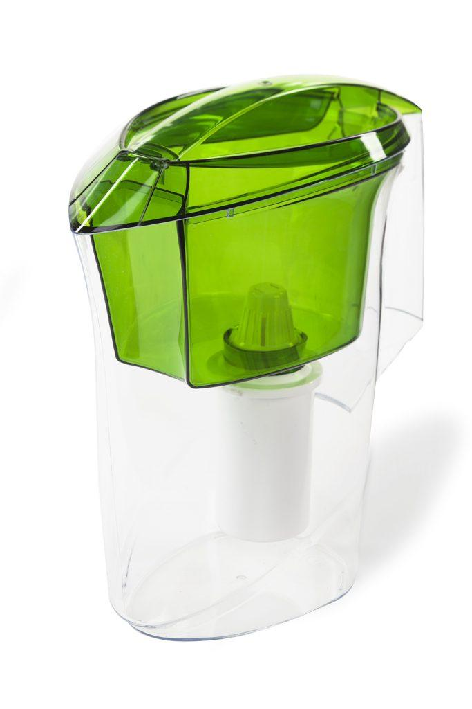 Фильтр кувшин Гейзер Аквилон (зеленый)