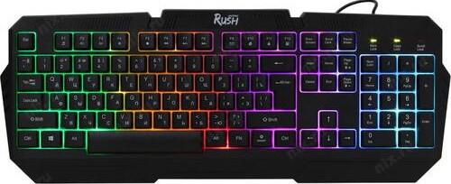 Клавиатура игровая мультимедийная Smartbuy RUSH 330G