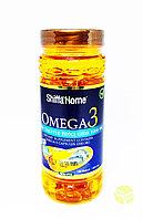 Омега-3 Shiffa Home Рыбий жир капсулы 1000 мг. Халяль