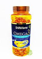 Омега-3 Shiffa Home Рыбий жир капсулы 1000 мг. Халяль 200