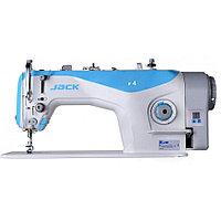 Jack JK-F4H-7 - промышленная одноигольная прямострочная швейная машина