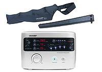 Аппарат для прессотерапии (лимфодренажа) Premium Medical LX9 (Lympha-sys9) + манжета для руки + расширитель