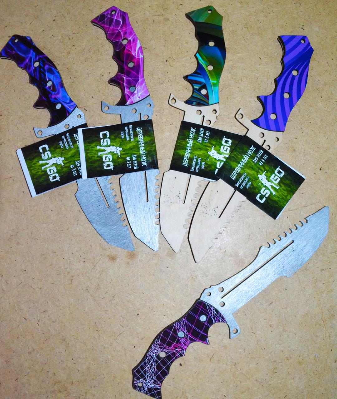 Нож выживания - сувенир из дерева (ручная работа)#made in KZ