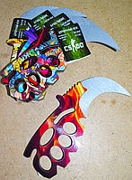 Нож кастет - сувенир из дерева (ручная работа)#made in KZ