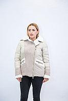 Куртка женская зимняя Evacana бежевая