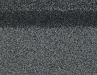 Коньково-карнизная черепица 5 м2 Серый Shinglas