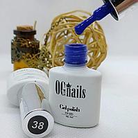 Гель лак White coll № 038, 8мл, OGnails