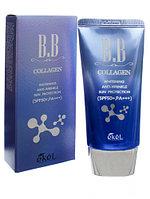 BB-Крем с Коллагеном солнцезащитный BB Cream Collagen SPF50+ PA +++, Ekel, 50 мл