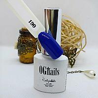 Гель лак White coll № 190, 8мл, OGnails