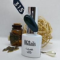 Гель лак White coll № 315, 8мл, OGnails