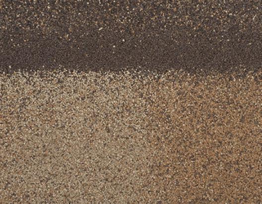 Коньково-карнизная черепица 5 м2 Песок  Shinglas