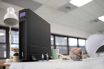 Источник бесперебойного питания APC Источник бесперебойного питания APC Smart-UPS SRT, On-Line, 3000VA /