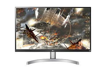 """Монитор LG 27UL600-W LCD 27""""; 16:9 3840x2160(UHD 4K) IPS, nonGLARE, 350cd/m2, H178°/V178°, 1000:1, 1.07B, 5ms,"""