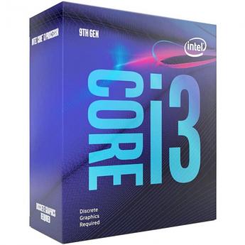 Процессор Intel Intel Core i3 (3.7 GHz), 8M, 1151, BX80684I39300, BOX