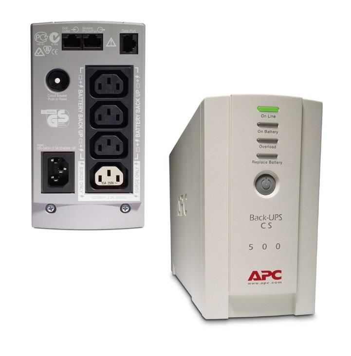 ИБП APC BK500EI (BK500EI)