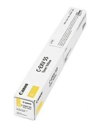 Картридж Canon Тонер C-EXV 55 Y (2185C002)