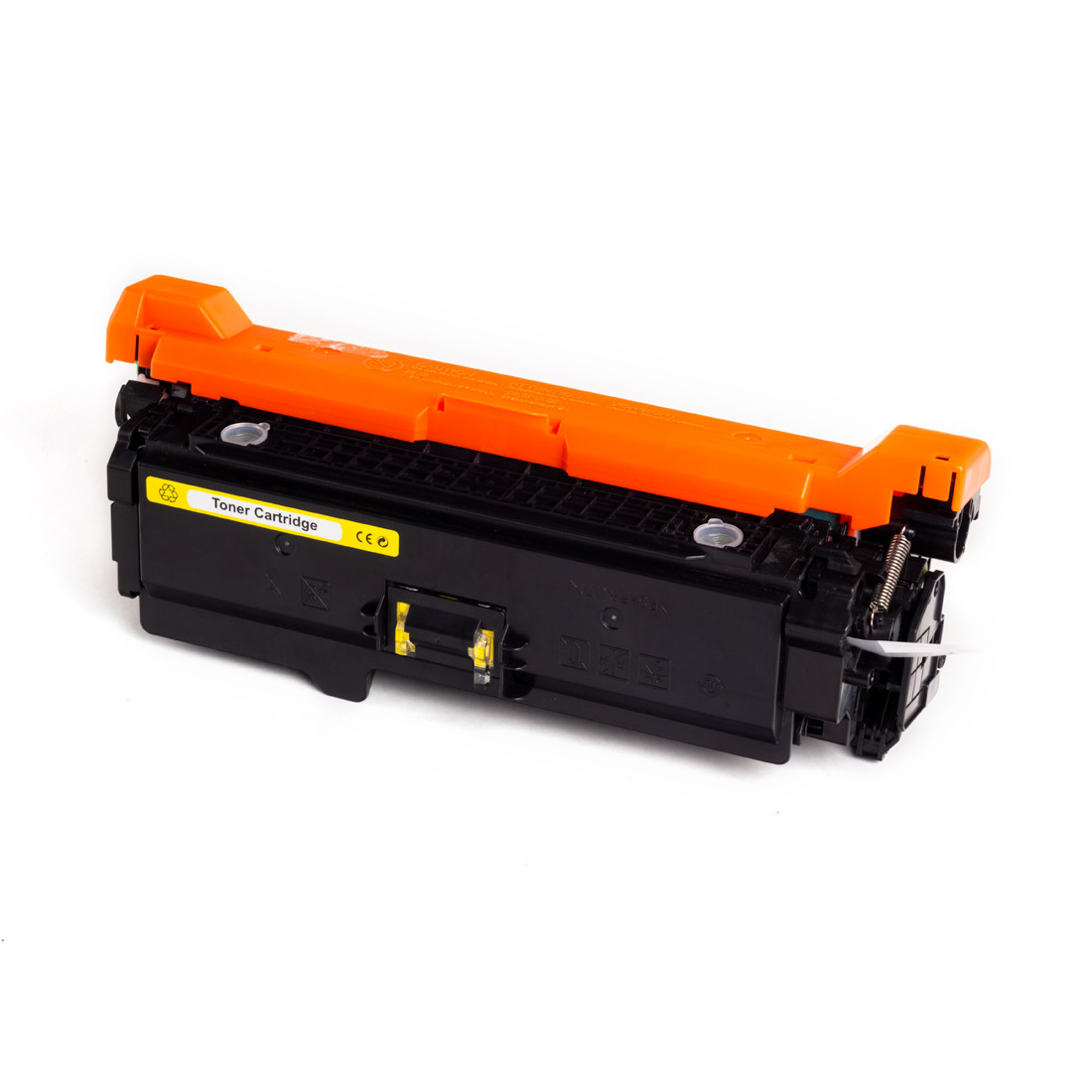 HP CE402A 507A Yellow Cartridge for Color LaserJet M551//MFP M570/MFP M575, up to 6000 pages.