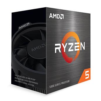 Процессор AMD CPU AMD Ryzen 5 5600X OEM AM4, 100-000000065