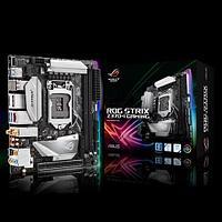 Сист. плата Asus ROG STRIX Z370-I GAMING, Z370, S1151, 2xDIMM DDR4, 1xPCI-E x16, 2xM.2, HDMI, DP, mini ITX