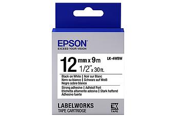 Лента повышенной прочности Epson LK-4WBW