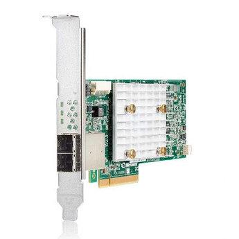 Адаптер главной шины HP Enterprise Smart Array E208e-p SR Gen10 (8 External Lanes/No Cache) 12G SAS PCIe