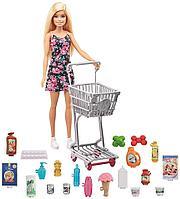 "Barbie: Кукла Барби ""Поход в супермаркет"""