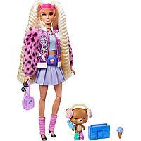 Barbie: Кукла Барби Extra блондинка с хвостиками