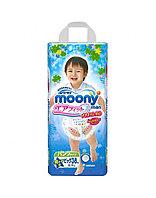 Трусики размер XL 38шт 12-22кг мальчикам Moony Муни