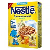 Nestlé® Молочная гречневая каша с курагой 220гр